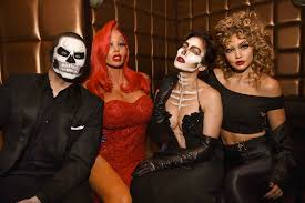 Halloween Pictures Costumes Monster Ball Nyc U0027s Biggest Saturday Night Halloween Party