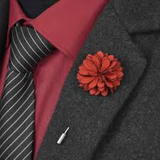 handmade men u0027s vintage lapel flower pin lapel stick pin wedding