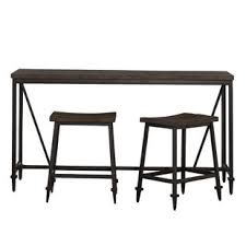 rectangle pub table sets rectangle bar tables sets modern contemporary designs allmodern