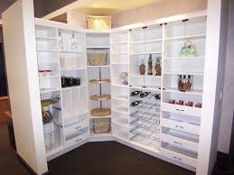 Kitchen Pantry Storage Ideas Hodedah 4 Door White Kitchen Pantry Hi224 White The Home Depot