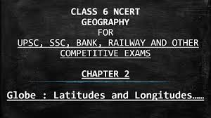 geography class 6 ncert chapter 2 in hindi and english youtube