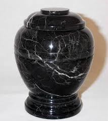 funeral urns for ashes chapel hill memorial park large black marble funeral urn for