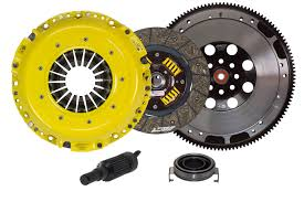 yellow subaru baja subaru act news advanced clutch technology