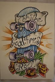 best 20 skateboard tattoo ideas on pinterest skate tattoo
