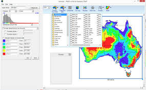 National Map Land Use Management Australian National Map Layers Department Of