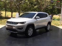 maruti jeep compass unveiled