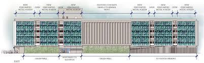 san antonio hdrc approves travis plaza garage renovation design