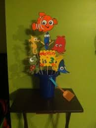 Finding Nemo Centerpieces by Finding Nemo Inspired Fish Bowl By Jennysprestigecrafts On Etsy
