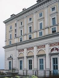 Villa Cornice Classical Comments The Bracketed Cornice Classicist Blog