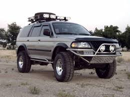 2002 mitsubishi montero sport information and photos zombiedrive