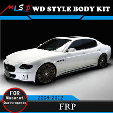 maserati quattroporte 2012 for maserati body kit sport design bumper kit styling for maserati