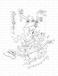 cub cadet mower deck parts list deks decoration