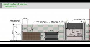 Strip Mall Floor Plans Shopping Centers Designed By H F Consultant Engineers Office