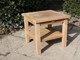 Garden Coffee Table Coffee Tables Heighten The Pleasure Chic Teak