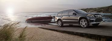 2016 mercedes suv towing capacities