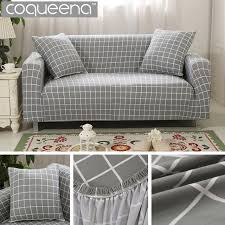 sofa hussen stretch geometrische stretch sofa hussen schnitts arm sofa