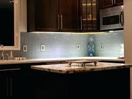backsplash tile colors kitchen beautiful white glass subway tile