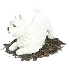 west highland terrier resin garden ornament 28 49