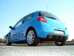 renault megane sport 2006 clio 197 with full milltek exhaust system