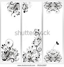floral ornaments stock images royalty free images vectors