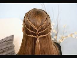 cute girl hairstyles how to french braid cute girl hairstyles french braid beautiful upside down french braid