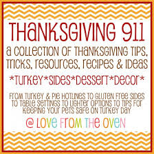thanksgiving 911 a collection of thanksgivingtips tricks