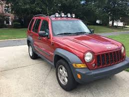 jeep liberty light bar jeep liberty light bar in north carolina for sale used cars on