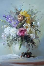 images of art flower paintings sc
