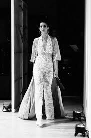 empire collection fashion show backstage rosie billington