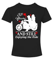 35th wedding anniversary gift 35th wedding anniversary gifts shirt shirt