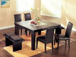 modern dining table sets room modern dining table sets for the