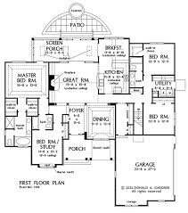 2300 Sq Ft House Plans 52 Best Home House Plans Images On Pinterest House Floor Plans