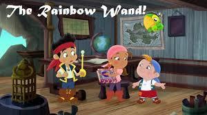 image rainbow wand jpg jake land pirates