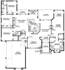 Jack And Jill Bathroom Plans I Love This House Layout Open Floor Plan Split Plan Jack N Jill