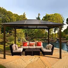 patio ideas garden gazebo ideas uk garden gazebo ideas hardtop