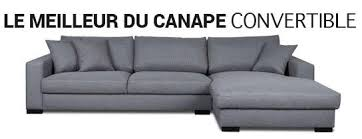 se débarrasser d un canapé test et avis canapé convertible duke de maisons du monde