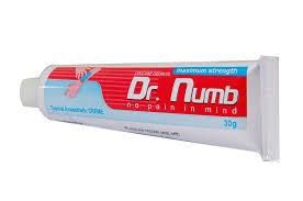top numbing creams waxing tattoos u0026 hair removal