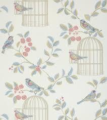 bird wallpaper home decor shabby chic wallpaper wallpapers hd fine haammss