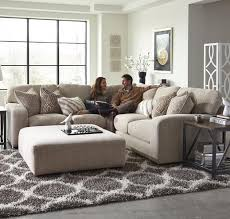 Sectionals Sofas Jackson Furniture Serena Corner Sectional Sofa Wayside Furniture