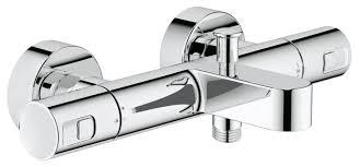 grohe gro34337000 precision joy thermostat for bath unit amazon