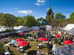edinburgh festival city