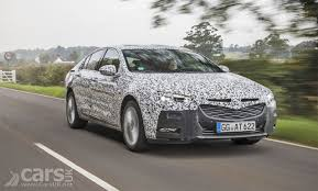 vauxhall insignia grand sport lighter bigger and more dynamic