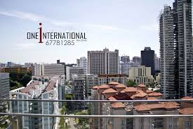 penthouses in singapore by one international the inspira