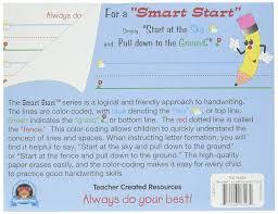 amazon com teacher created resources smart start k 1 writing