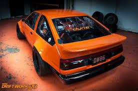 lexus is toyota corolla dw86 drift car driftworks toyota ae86 corolla whip jdm