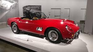 Ferrari California Old - 1961 ferrari 250 gt california spyder swb 1024x576 oc carporn