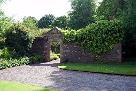 the walled garden picture of martinstown house the curragh