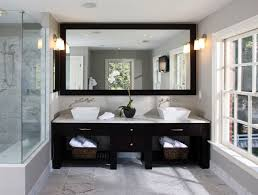 black and white bathroom decor ideas black and white bathroom decor beside glass window above vanity