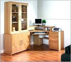 Corner Desk Units Corner Desk Units Corner Desk With Shelves Office Storage Units