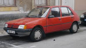how much is a peugeot peugeot 205 wikipedia